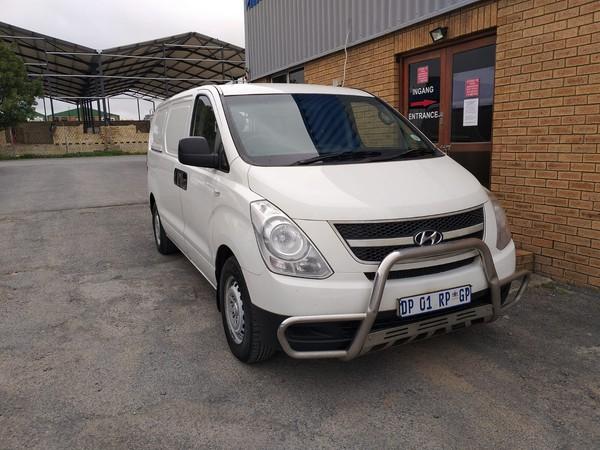 2010 Hyundai H1 Gl 2.4 Cvvt Fc Pv  Western Cape Brackenfell_0