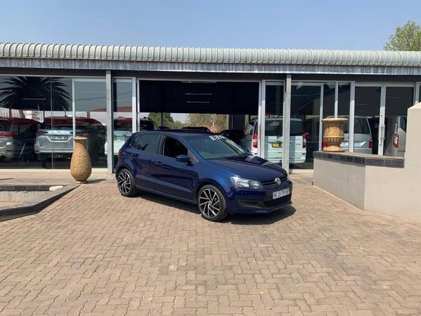 2013 Volkswagen Polo 1.4 Trendline 5dr  Mpumalanga Delmas_0