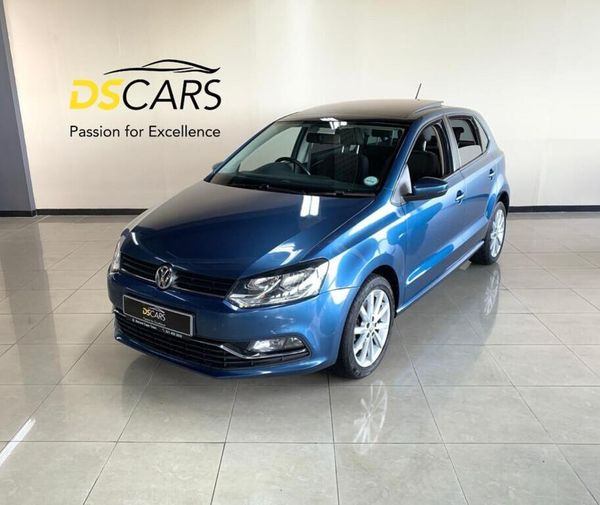 2017 Volkswagen Polo 1.2 TSI Highline DSG 81KW Western Cape Century City_0