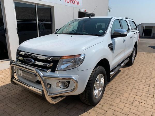 2014 Ford Ranger 3.2tdci Xlt At  Pu Dc  Kwazulu Natal Eshowe_0