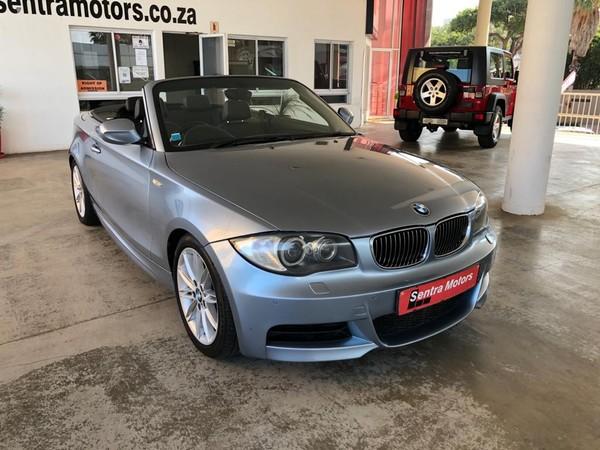 2011 BMW 1 Series 135i Convertible At  Free State Bloemfontein_0