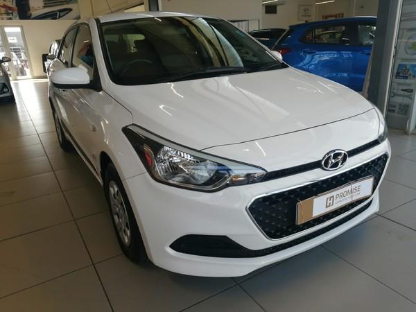 2016 Hyundai i20 1.2 Motion Gauteng Centurion_0