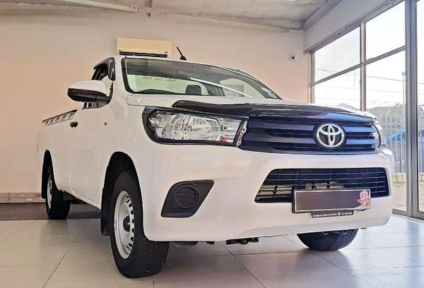 2019 Toyota Hilux 2.0 VVT Single Cab Bakkie Kwazulu Natal Amanzimtoti_0