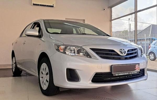 2019 Toyota Corolla Quest 1.6 Auto Kwazulu Natal Amanzimtoti_0