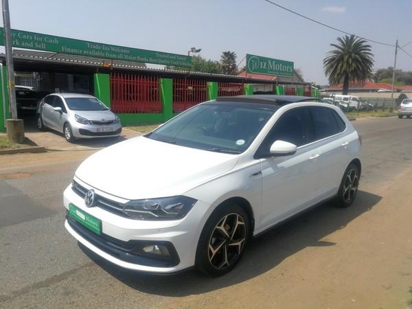 2019 Volkswagen Polo 1.0 TSI Comfortline DSG R Line Gauteng Kempton Park_0