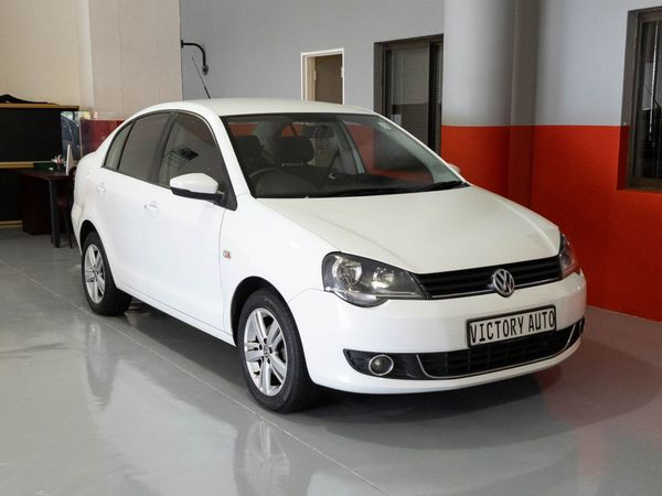 2015 Volkswagen Polo Vivo Polo Vivo 1.6 Trendline Western Cape Brackenfell_0