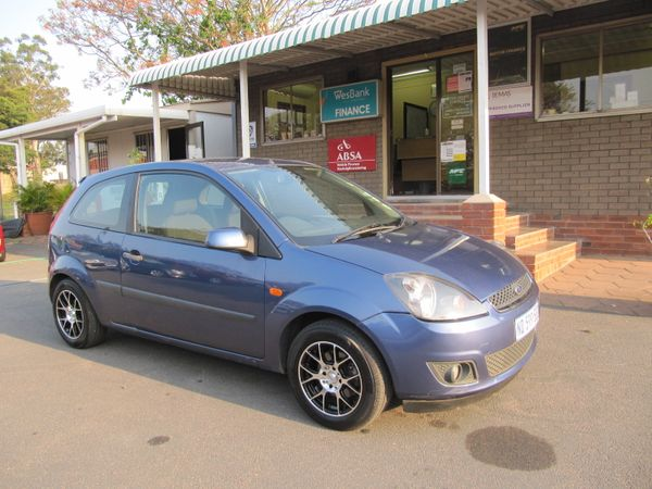 2007 Ford Fiesta 1.6i Trend 3dr  Kwazulu Natal Pinetown_0