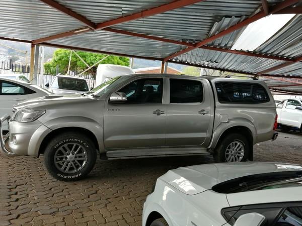 2011 Toyota Hilux 3.0 D-4d Raider 4x4 At Pu Dc  Gauteng Jeppestown_0