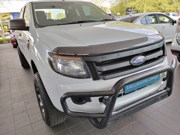 2014 Ford Ranger 2.2tdci Xl Pu Supcab  Gauteng Midrand_0