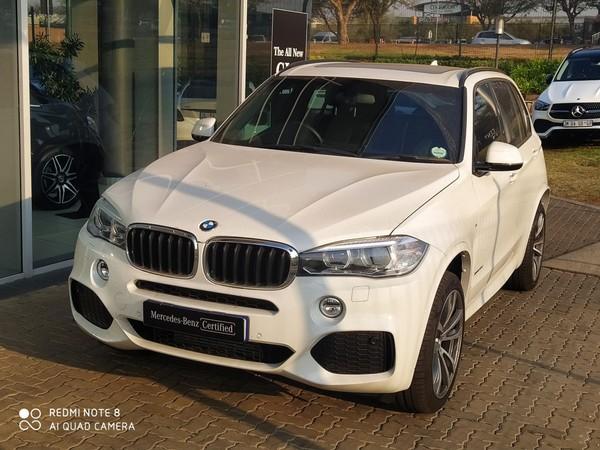 2018 BMW X5 xDRIVE30d M-Sport Auto Gauteng Centurion_0