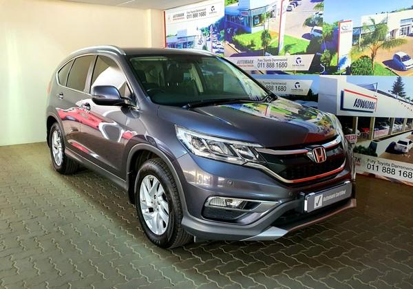 2016 Honda CR-V 2.0 Elegance Auto Gauteng Randburg_0