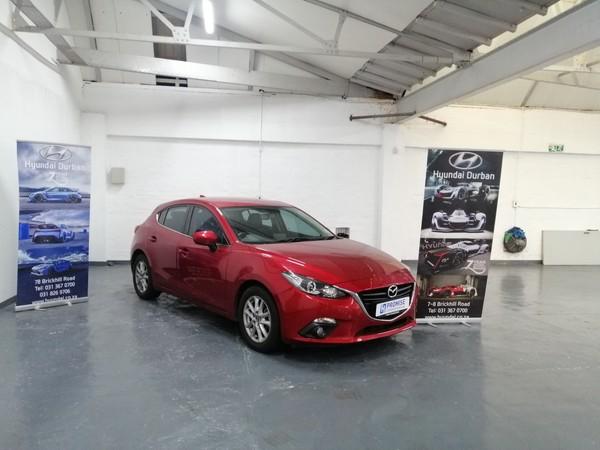 2016 Mazda 3 1.6 Dynamic 5-Door Kwazulu Natal_0
