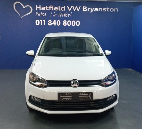 2020 Volkswagen Polo Vivo 1.4 Comfortline 5-Door Gauteng Bryanston_0
