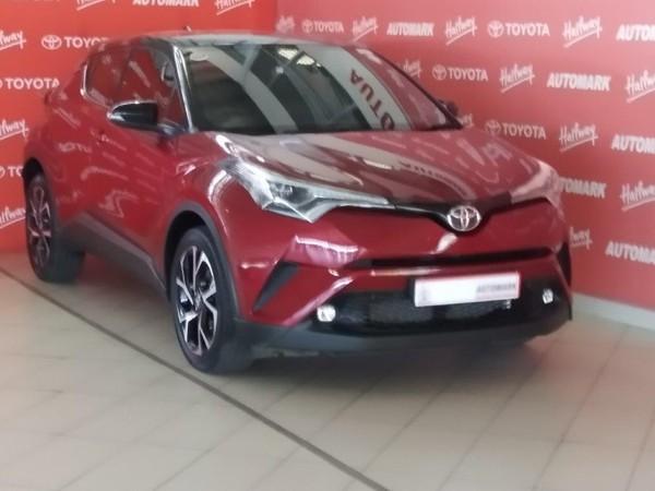 2019 Toyota C-HR 1.2T Luxury CVT Gauteng Sandton_0