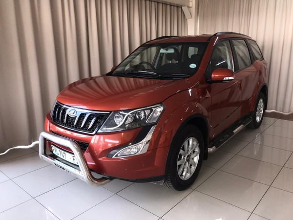 2016 Mahindra XUV500 2.2D MHAWK W8 7-Seat Gauteng Vereeniging_0
