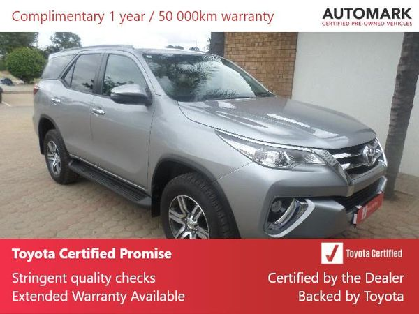 2020 Toyota Fortuner 2.4GD-6 RB Auto Limpopo Messina_0