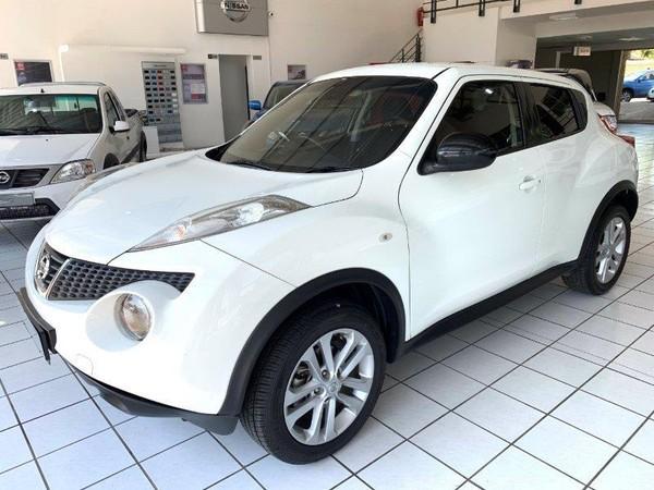 2014 Nissan Juke 1.5dCi Acenta  Mpumalanga Ermelo_0