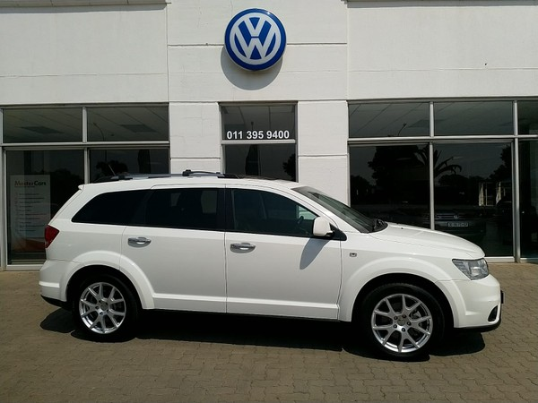2014 Dodge Journey 3.6 V6 Rt At  Gauteng Benoni_0