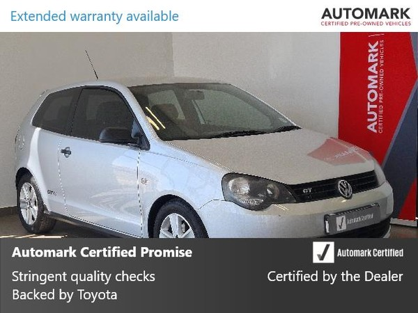 2013 Volkswagen Polo Vivo 1.6 Gt 3dr North West Province Vryburg_0