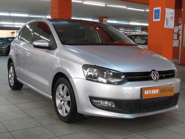 2013 Volkswagen Polo 1.6 Tdi Comfortline 5dr  Western Cape Cape Town_0