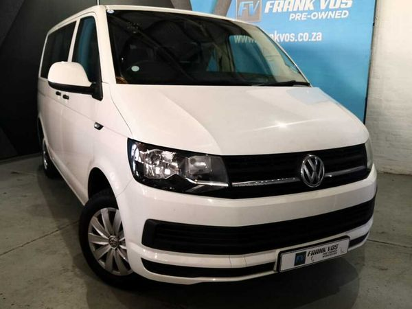 2018 Volkswagen Kombi T6 KOMBI 2.0 TDi Trendline Western Cape Somerset West_0