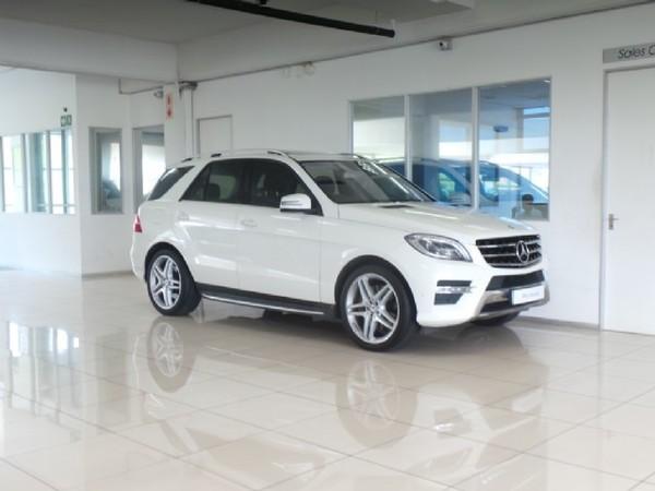 2012 Mercedes-Benz ML Ml 350 Be  Kwazulu Natal Durban_0