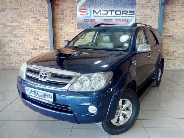 2006 Toyota Fortuner 3.0d-4d 4x4  North West Province Orkney_0