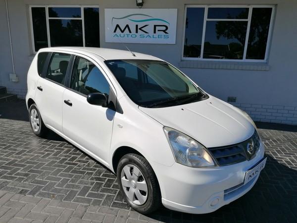 2013 Nissan Livina 1.6 Visia  Eastern Cape Port Elizabeth_0