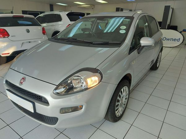 2014 Fiat Punto 1.4 Base Easy 5-Door Kwazulu Natal_0