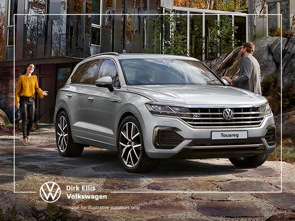 2020 Volkswagen Touareg 3.0 TDI V6 Executive Eastern Cape Jeffreys Bay_0