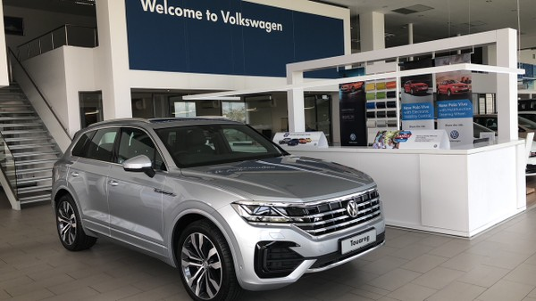 2020 Volkswagen Touareg 3.0 TDI V6 Executive Eastern Cape Jeffreys Bay_0