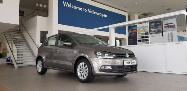 2020 Volkswagen Polo Vivo 1.4 Comfortline 5-Door Eastern Cape Jeffreys Bay_0