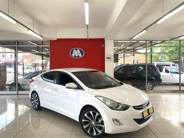 2013 Hyundai Elantra 1.8 Gls  Gauteng Vereeniging_0