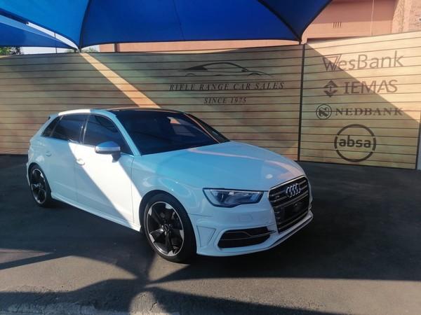 2015 Audi S3 Sportback Stronic  Gauteng Rosettenville_0