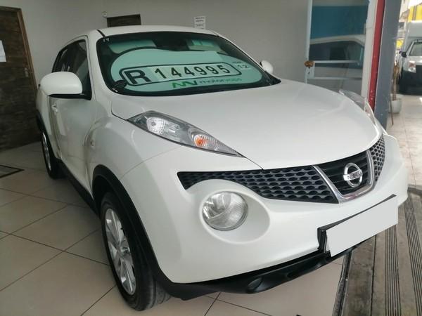 2012 Nissan Juke 1.6 Acenta   Western Cape Goodwood_0