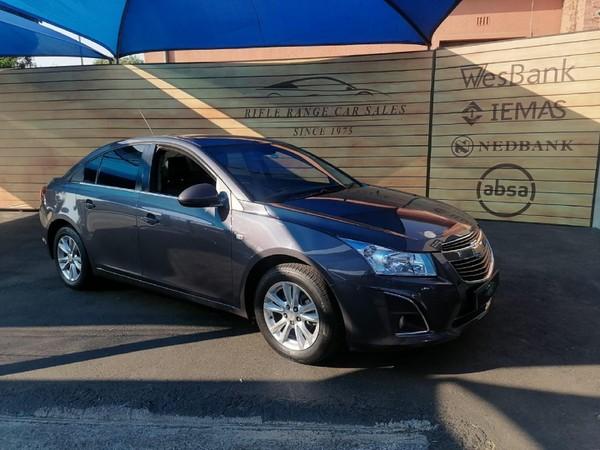2013 Chevrolet Cruze 1.6 Ls  Gauteng Rosettenville_0