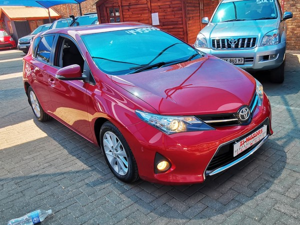 2013 Toyota Auris 1.6 Xs  North West Province Brits_0