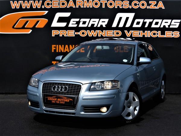 2007 Audi A3 2.0 Fsi Attraction Tip  Gauteng Johannesburg_0