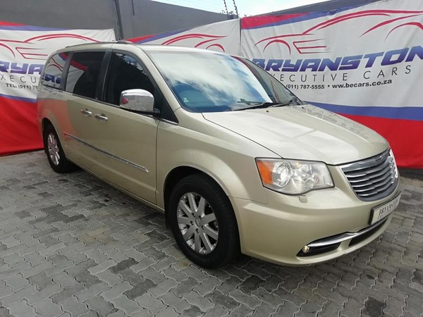 2012 Chrysler Grand Voyager 2.8 Limited At  Gauteng Randburg_0