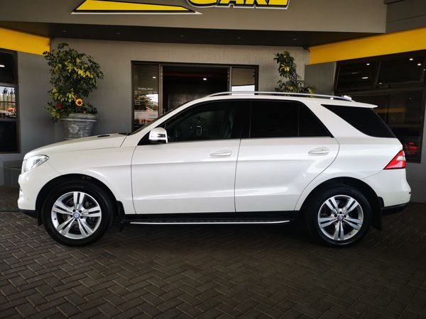 2014 Mercedes-Benz M-Class Ml 350 Be  Gauteng Vanderbijlpark_0