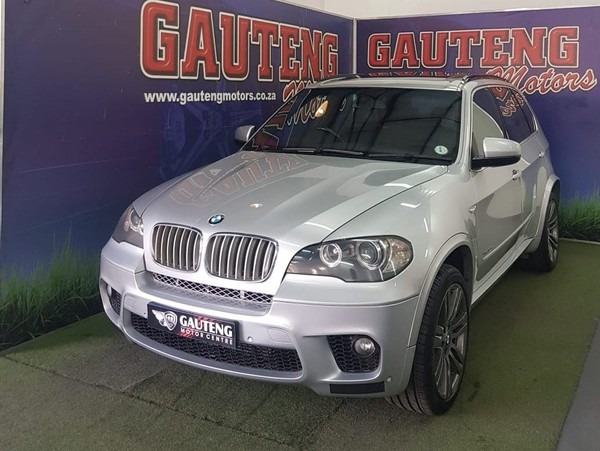 2010 BMW X5 Xdrive30d M-sport At  Gauteng Pretoria_0