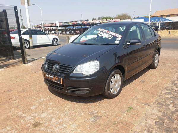 2006 Volkswagen Polo 1.6 Comfortline  Gauteng Boksburg_0