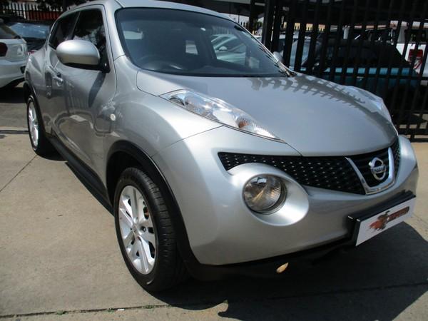 2013 Nissan Juke 1.6 Dig-t Tekna  Gauteng Alberton_0