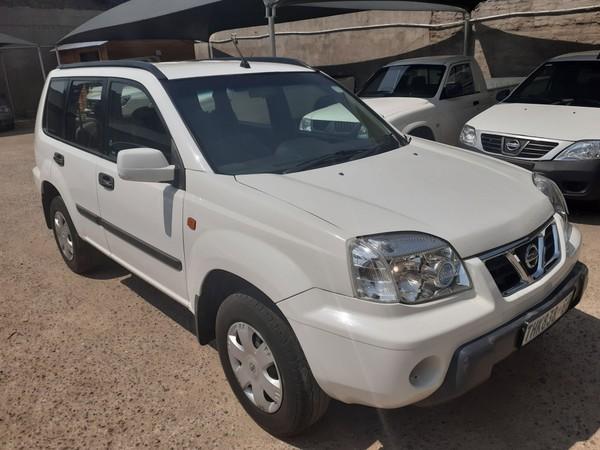 2003 Nissan X-Trail 2.5 r40  Gauteng Johannesburg_0