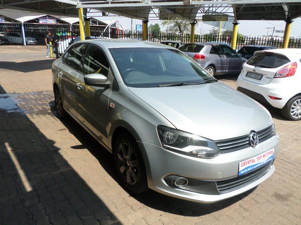 2012 Volkswagen Polo 1.6 Comfortline At  Gauteng Kempton Park_0