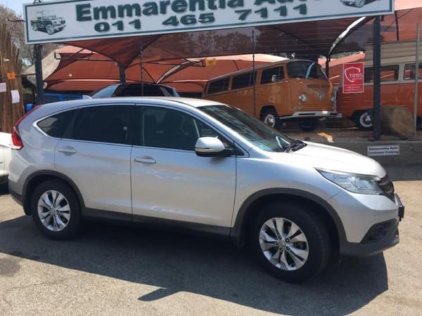 2013 Honda CR-V 2.0 Comfort Gauteng Emmarentia_0
