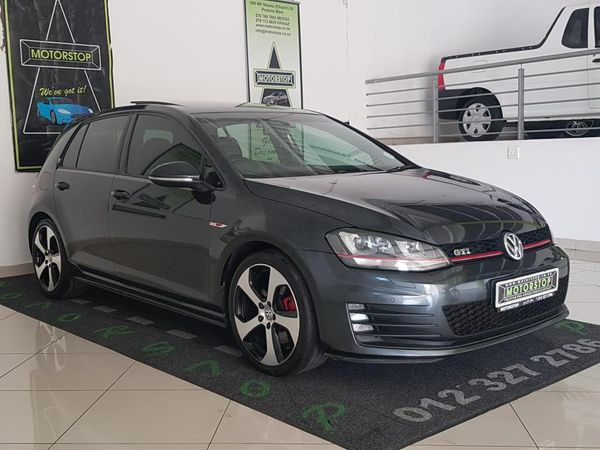 2014 Volkswagen Golf VII GTi 2.0 TSI DSG Gauteng Pretoria_0