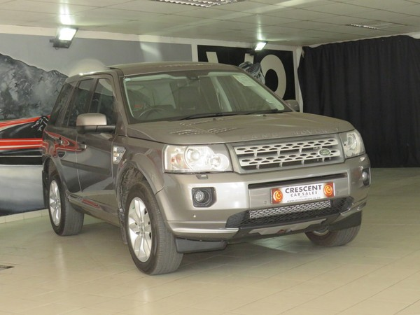 2011 Land Rover Freelander Ii 2.2 Sd4 Se At  Kwazulu Natal Pietermaritzburg_0