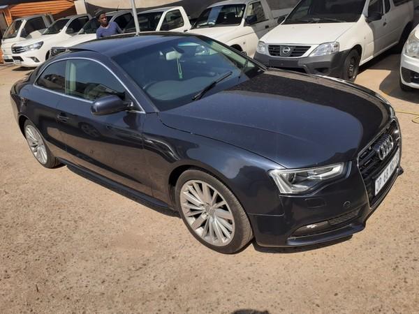 2015 Audi A5 2.0 Tdi Multi  Gauteng Johannesburg_0
