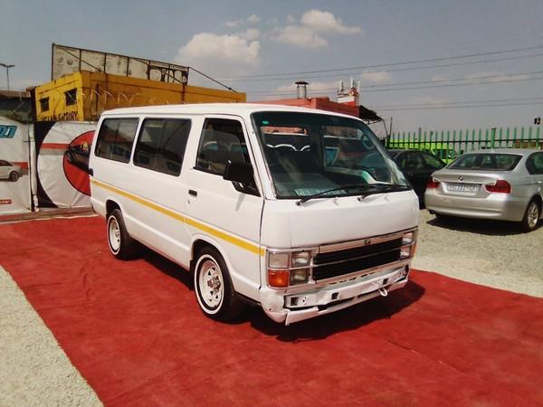 2005 Toyota Hi-ace Siyaya  Gauteng Alrode_0